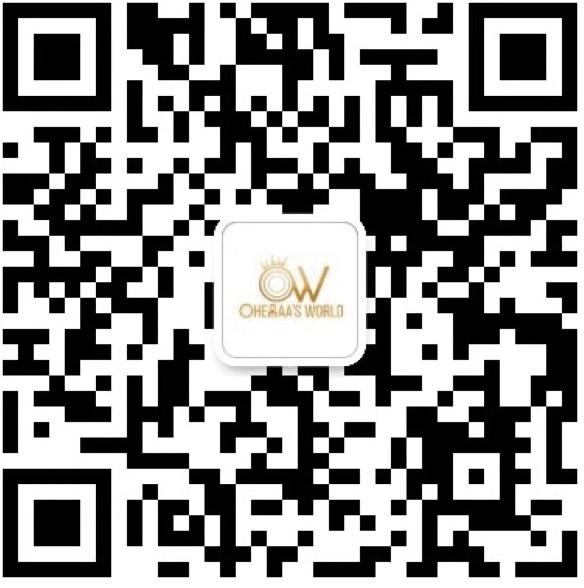 Ohemaas World QR - Andinet - Black Livity China